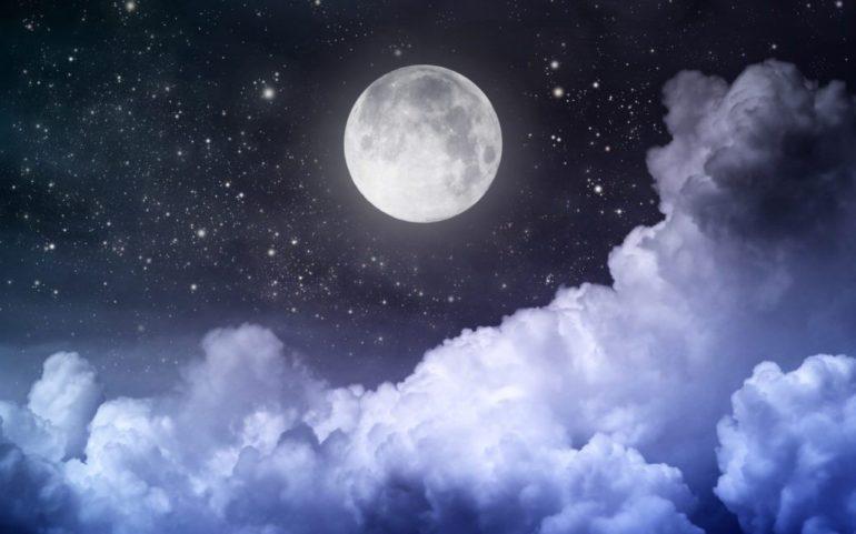 Луна - красота