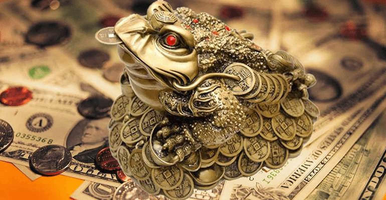 трехлапая жаба по фэншую ритуал на деньги