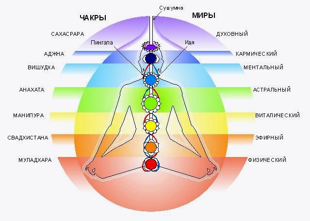 Энергетическая система человека