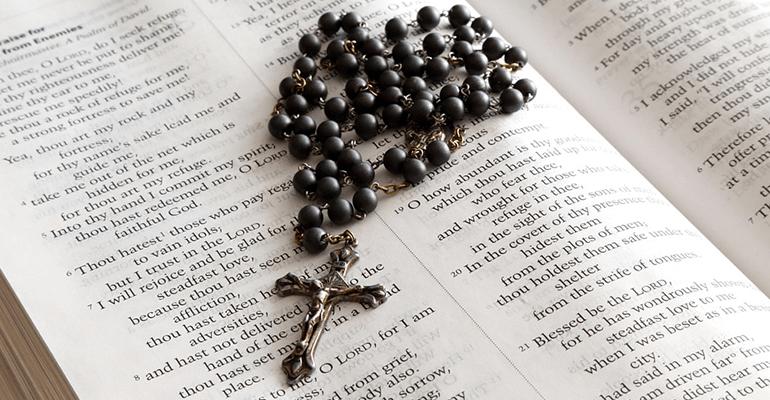 Как снять порчу на безденежье молитвой
