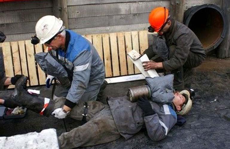 Несчастный случай на новой, высокоплаичиваемой работе - будьте осторожны!