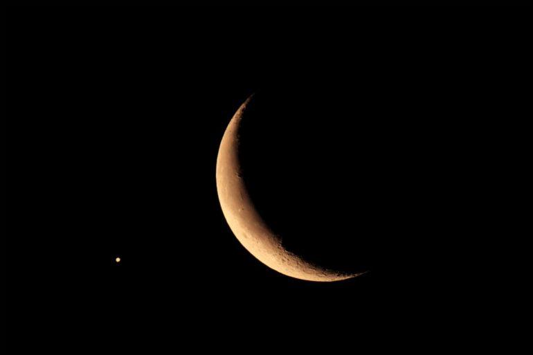 Убывающая луна - буква {amp}quot;Р{amp}quot; не получается