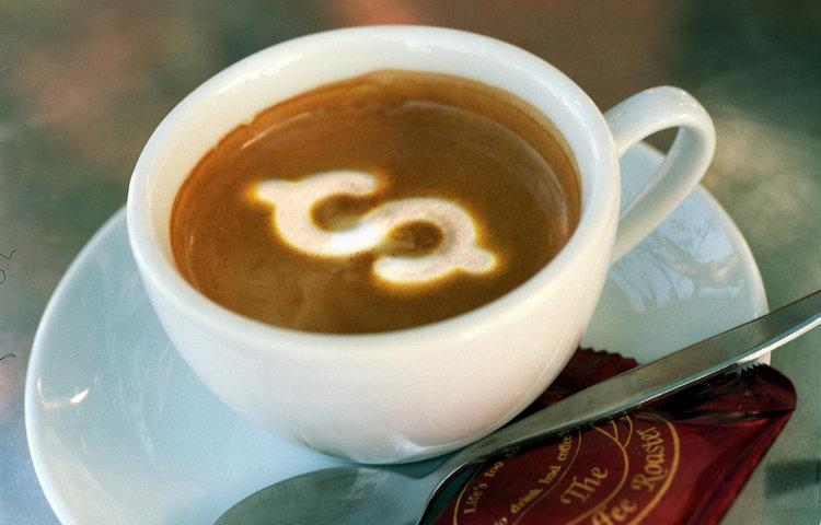 Ритуал денежный кофе