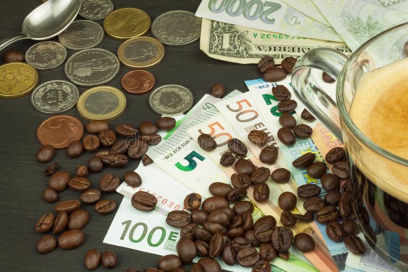 кофе для привлечения денег