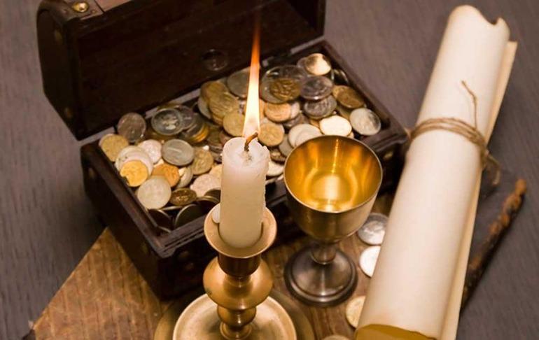 Магия денег подвластна каждому
